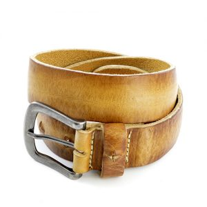 1803a Naturel Jongensriem Kidzzbelts