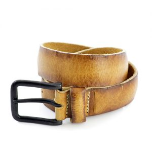 1805a Naturel Jongensriem Kidzzbelts