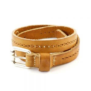 1882a Kidzzbelts Kinderriem Naturel